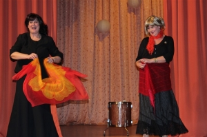 """Maltas pašdarbības kolektīvu """"Maskotais Vecgada koncerts"""" (30.12.16)"""