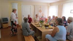 Agrās vakariņas kopā ar Podnieku ģimeni (30.05.2013)