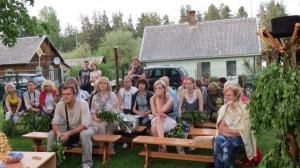 Muzeju nakts pasākums kopā ar Kiščenko ģimeni