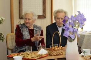Pusdienu tēja kopā ar Kondrovu ģimeni (30.05.2014)